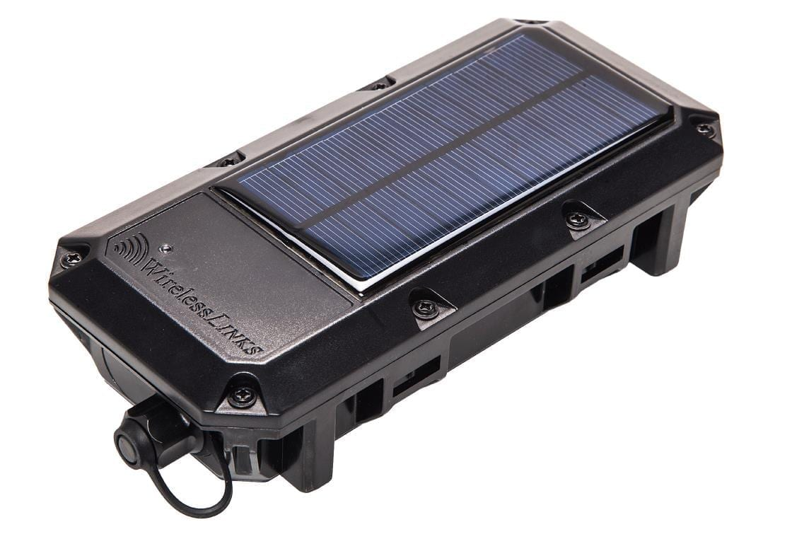 Solar Powered Asset Tracking Device - Piccolo ATX2S