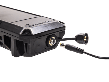 Remote Asset Tracking Device Wire Charging- Piccolo ATX