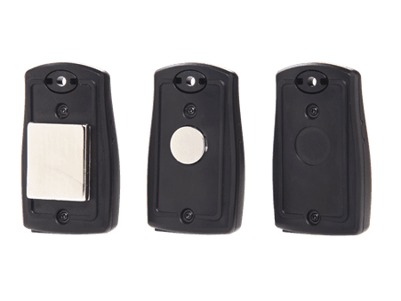 Active RFID RFTag-Magnet Installation