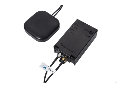 Piccolo STX Vehicle Tracking Device with External Antennas