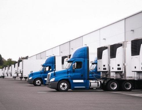 refrigerated trucks Tracking
