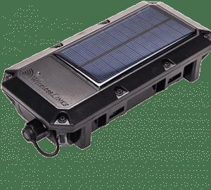 solar powered gps tracker