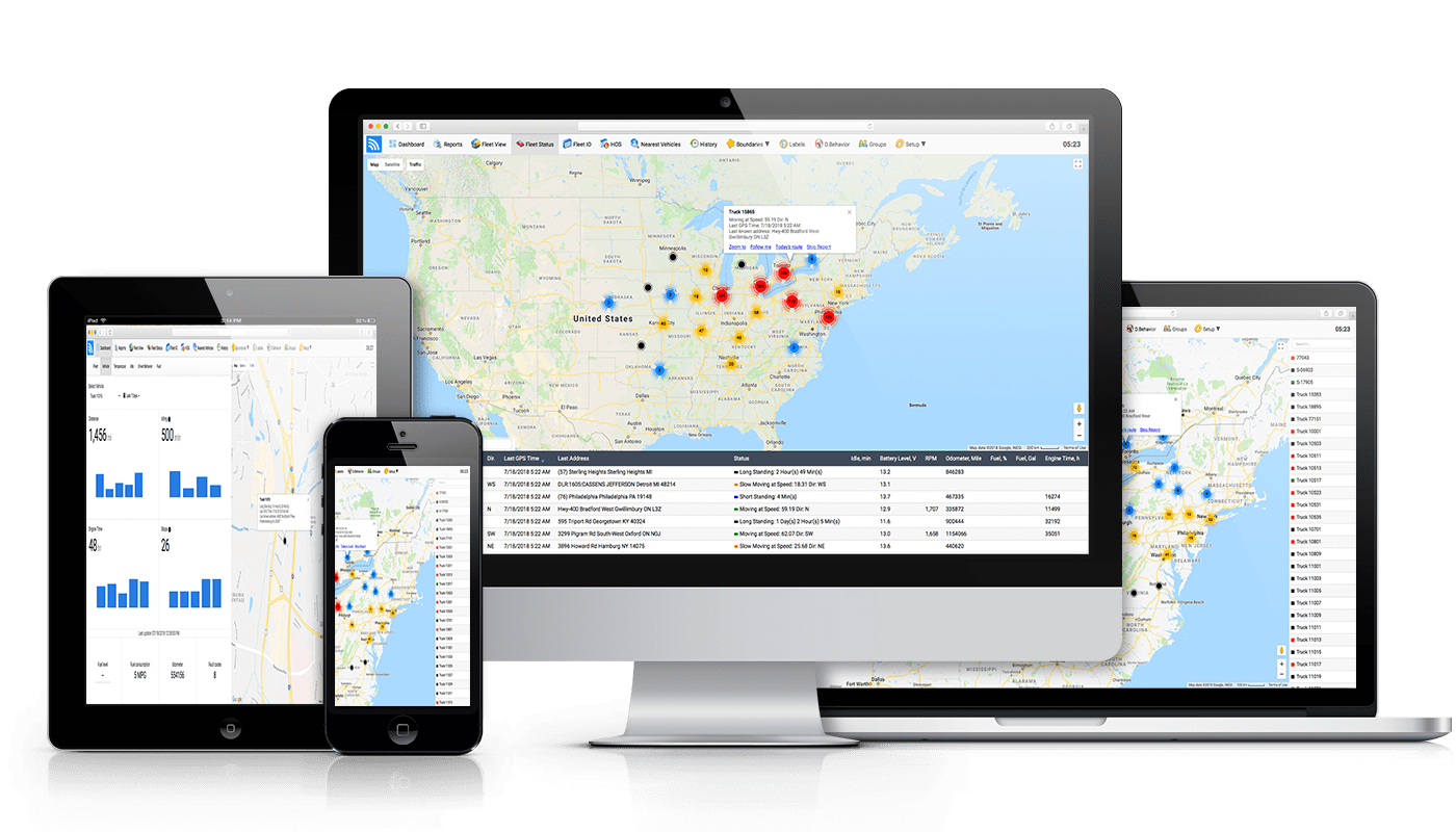 truck gps tracking systems