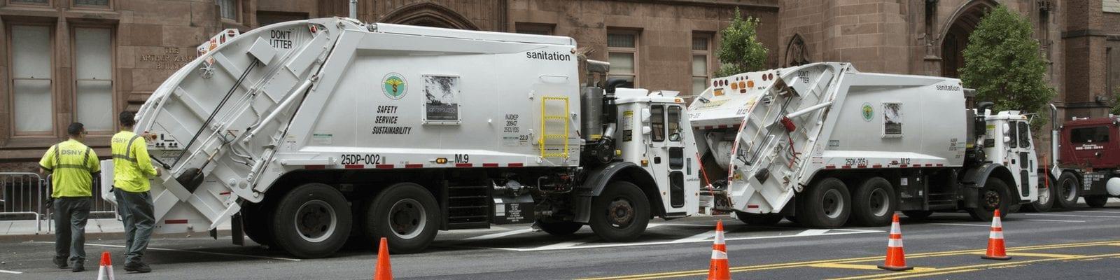 waste management gps tracking