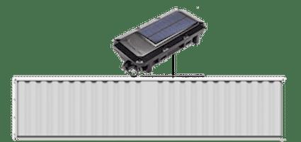 Solar Powered GPS Tracking Device | Piccolo ATX2S Tracker