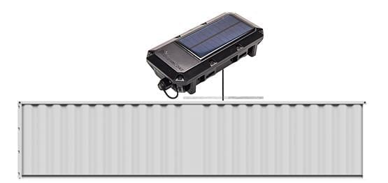 solar power gps tracker