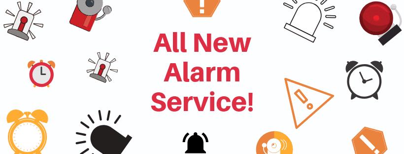 alarm service