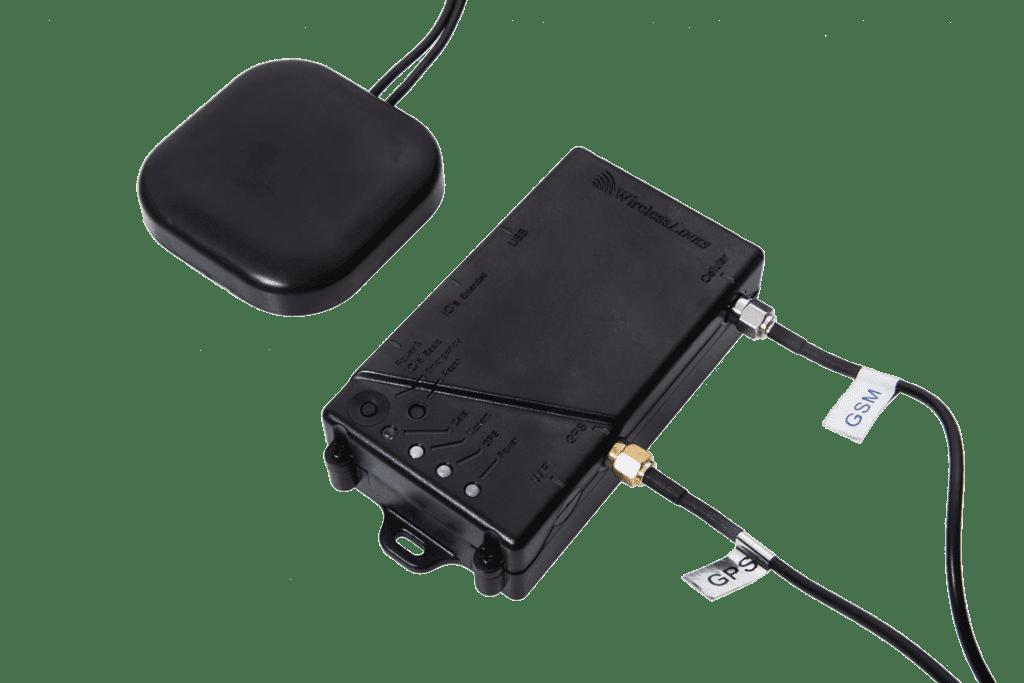 fleet vehicle tracking device