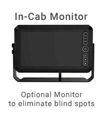 fleet dash cam in cab monitor