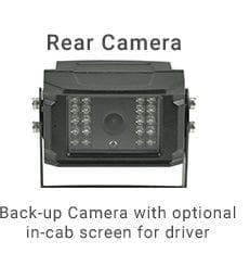 fleet cameras rear camera