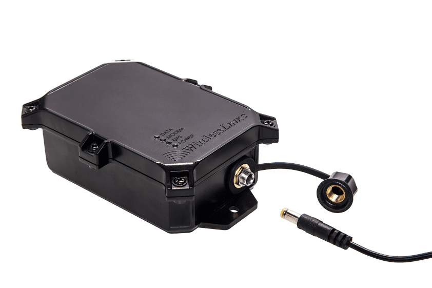 GPS tracker for trailer - wireless links Piccolo Hybrid