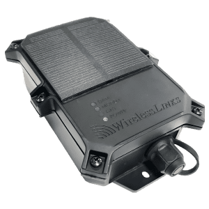 portable wireless asset tracking