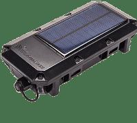 solar powered asset tracking hardware