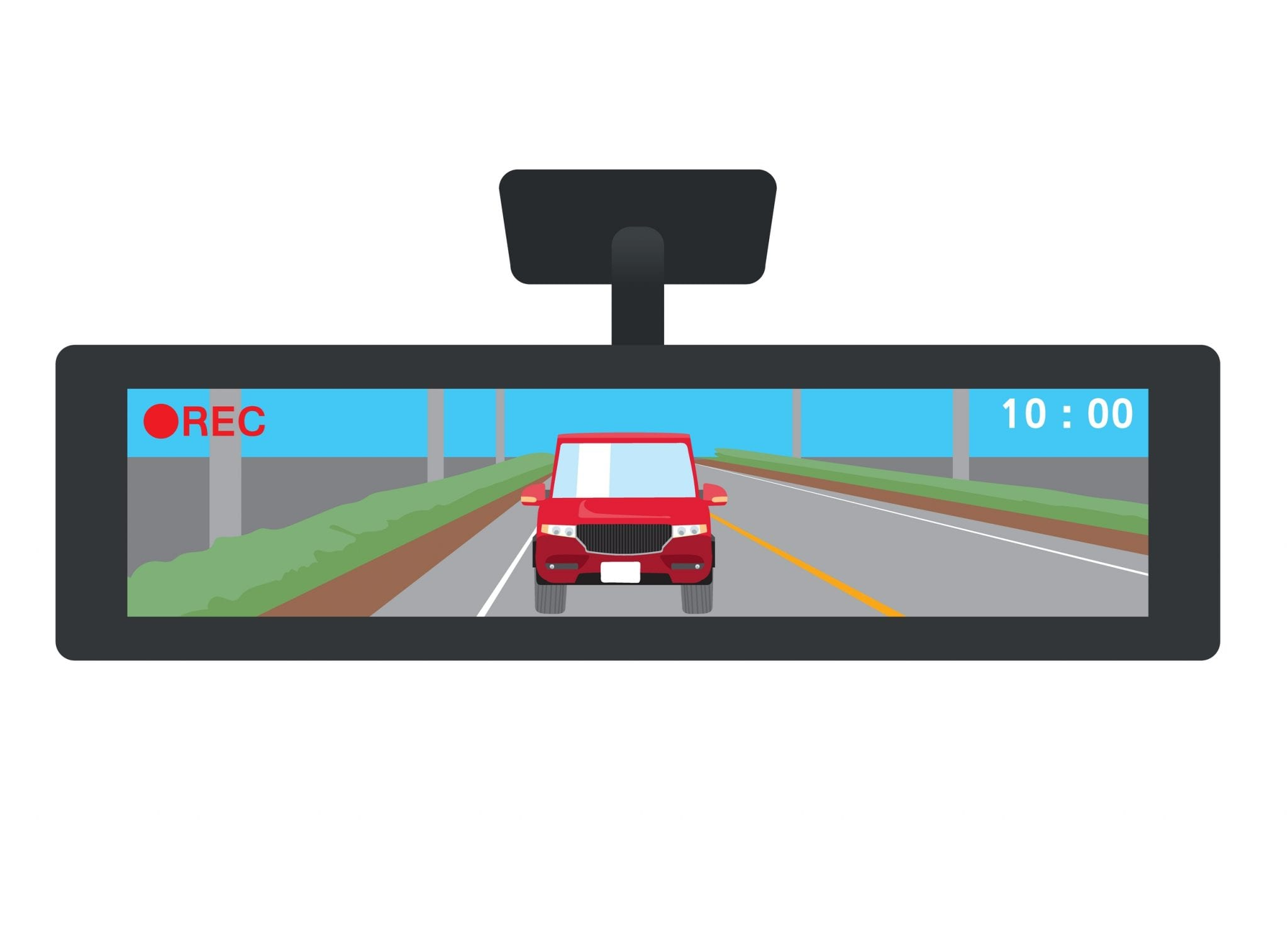 3 Benefits of Commercial GPS Dash Camera Systems