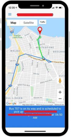 student tracking parent app
